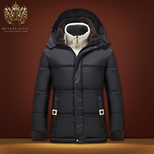 New Cotton Coat Thickening Outdoor Mens Winter Jackets And Coats