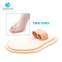 2PCS Nail tools Double Hallux Valgus Orthopedic Metatarsal Crooked Overlapping Hammer Toe Straightener Corrector Feet Care