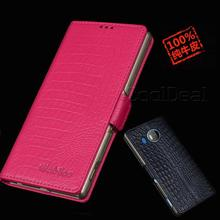 Handmade Genuine Leather Stand Case For Microsoft Lumia 950 XL 5.7inch Flip Style Luxury Mobile Phone Cases+Card Holders
