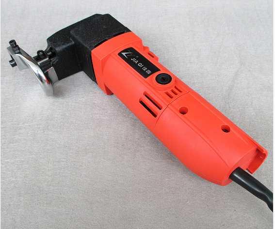 320W Electric nibbler, electric shears for cutting metal sheet, cutting tool set(China (Mainland))