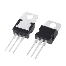 2 Pcs 1.2-37V 1.5A Positive LM317T TO22 Package Voltage Regulator(China (Mainland))