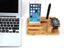 NEW Multi device stand designed for Apple Watch Phone Pad for Apple Watch charging stand + Phone/Pad holder + Pen holder