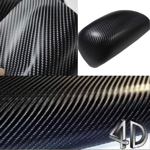 Waterproof DIY Car Motorcycle Sticker 4D Car Carbon Fiber Vinyl Wrapping Film Car Accessories Film 152x30cm(China (Mainland))