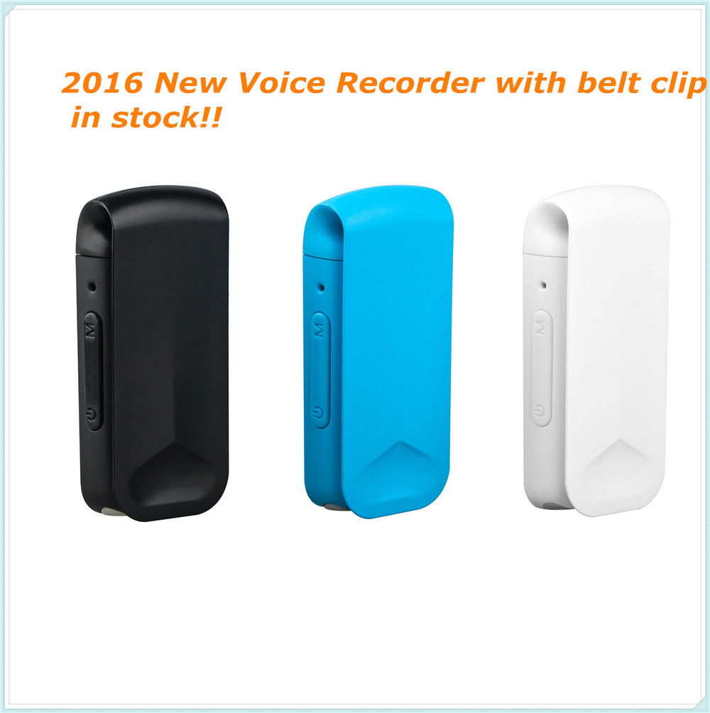New 4GB high-quality pocket clip recorder digital Voice recorder digital U disk recording pen support MP3 and playback WR-16(China (Mainland))
