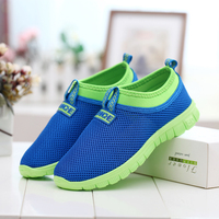 new 2014 children's shoes for boys and girls casual shoes  chirldren breathable shoes free shipping