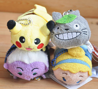 2016 HOT TSUM Finding Dory Tsum mini plush doll 9cm Finding Dory Collection Kawaii doll lovely Christmas gift for girls(China (Mainland))