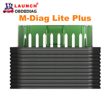 Buy Stock! Launch X431 M-Diag Lite Plus Mdiag Lite Plus Android & IOS 2 1 OBD2 Scanner 1 Free Vehicle Software for $129.00 in AliExpress store