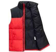 Hot Sale 2016 New Arrival Famous Brand Slim Man Vest Autumn Winters Warm Down Cotton Padded Men's Vests coat 2 Colors(China (Mainland))
