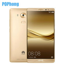 "NEW HUAWEI Mate 8 Phones 4G LTE Octa Core 6.0"" FHD 1920X1080 16.0MP Fingerprint 3/4GB RAM 32/64/128GB ROM  Android 6.0(China (Mainland))"