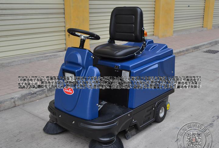 CB2006 residential property with Rider Sweeper large battery factory-style industrial sweeper(China (Mainland))