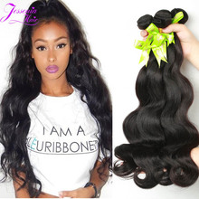 8A Malaysian Body Wave 4 Bundles Malaysian Virgin Hair Soft Malaysian Hair Extension Human Hair Weave Bundles Be Dyed &Bleached(China (Mainland))