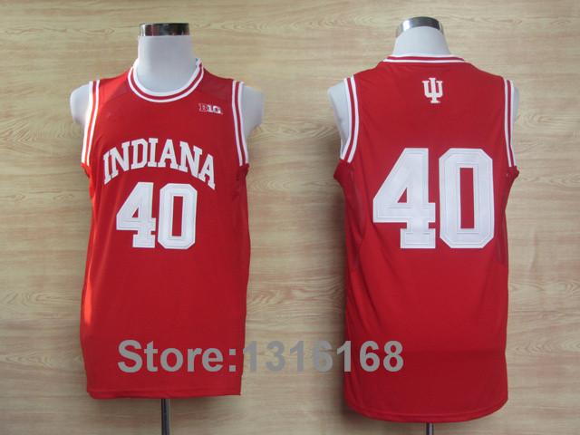Indiana Hoosiers Cody Zeller 40 NCAA Basketball 2.jpg