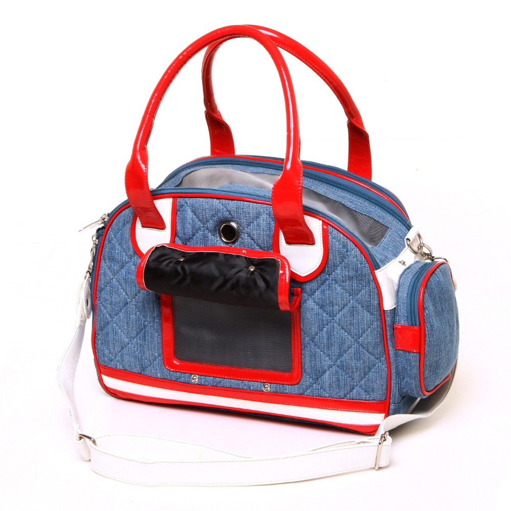 Lovable Dog Brand Pet Bag For Dogs Puppies Small Animals Red Blue Cowboy 01.2.054 Chihuahua Yorkshire Cat Track Carrier Goods(China (Mainland))