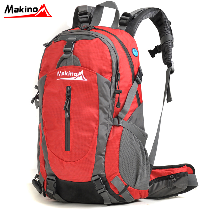 Ma makino outdoor bag hiking bag backpack mountaineering bag laptop bag school bag<br><br>Aliexpress