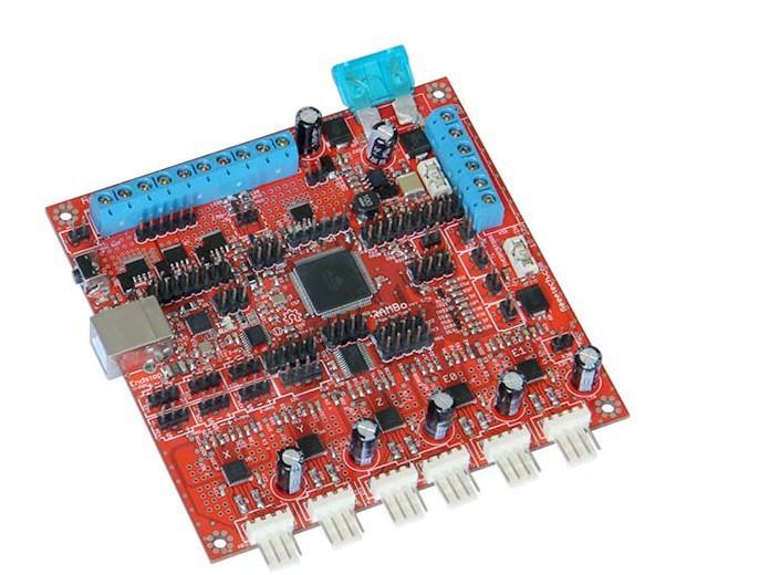 New 3D Printer Rambo 1.1A Control Panel Board Main Board + Free shipping(China (Mainland))