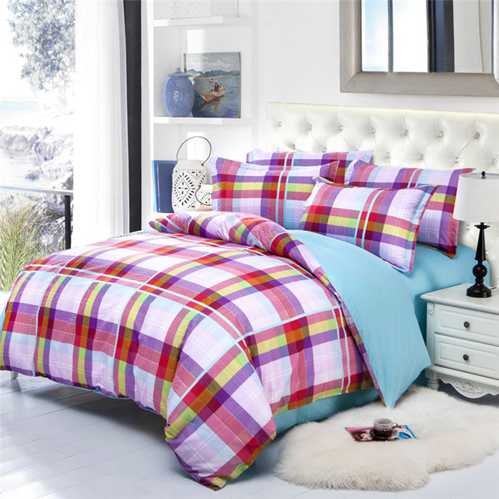 20 27day delivery 2016 dropshipping hot cotton bed sheets for Housse de duvet