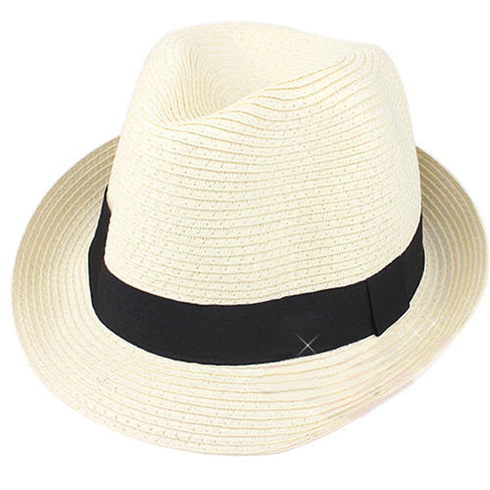 Mens Packable Mens Panama Hat