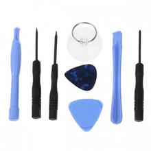1 Unidades teléfonos celulares apertura Pry Kit de herramientas de reparación herramientas destornilladores Set Ferramentas Kit para el iPhone 6 más 5S 4 For Samsung etc