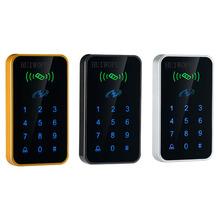 nuovo tocco di controllo di accesso rfid access control 125 khz(China (Mainland))