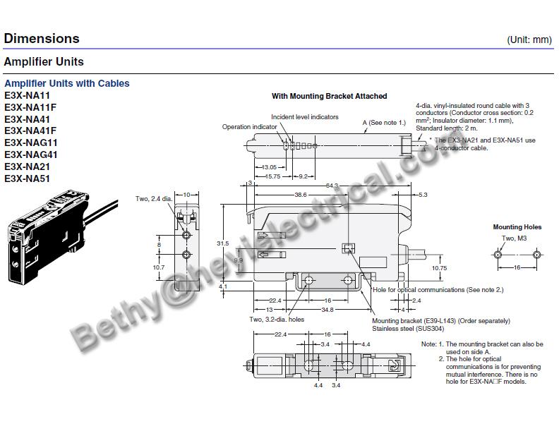 E3x-na11 инструкция
