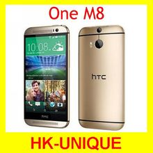 Original HTC One M8 Unlocked GSM 3G 4G 3 Cameras 5.0 Inch Android4.4.2 Quad Core 2GB RAM 32GB ROM Mobile Phone (China (Mainland))