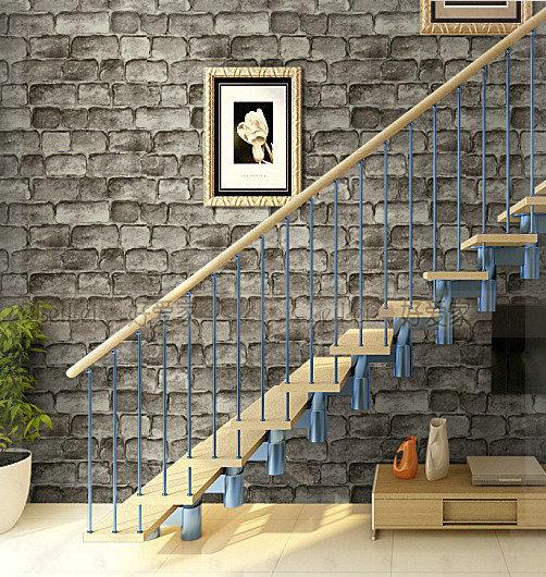 Culture stone imitation brick wallpaper living room wallpaper backdrop clothing papel de parede KITCHEN(China (Mainland))