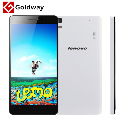 "Original Lenovo K3 Note K50-T5 Mobile Phone MTK6752 Octa Core 5.5"" 1920x1080P Android 5.0 Lollipop 2G RAM 13MP Dual SIM 4G LTE(Hong Kong)"