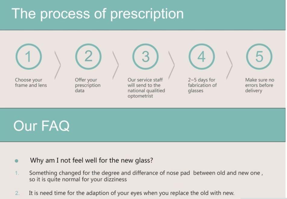 1.67 Aspheric single vision SPH  Max CLY -2.00 Diameter 55/75mm optical prescription lenses for eyewear fix