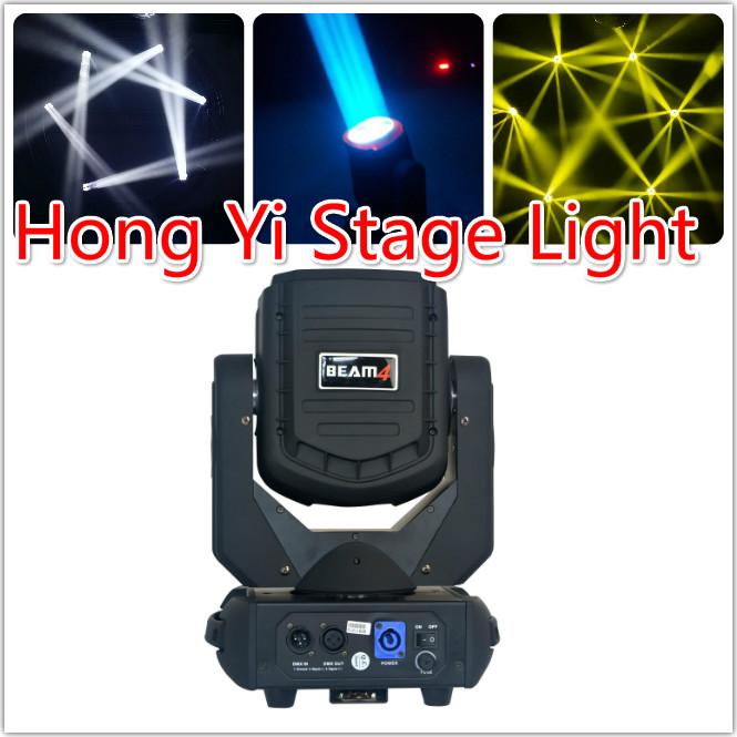 new hot beam dj light 1pcs/lot 25w 4leds 100W with dmx DJ mini zoom beam wash moving head effect dmx led light(China (Mainland))