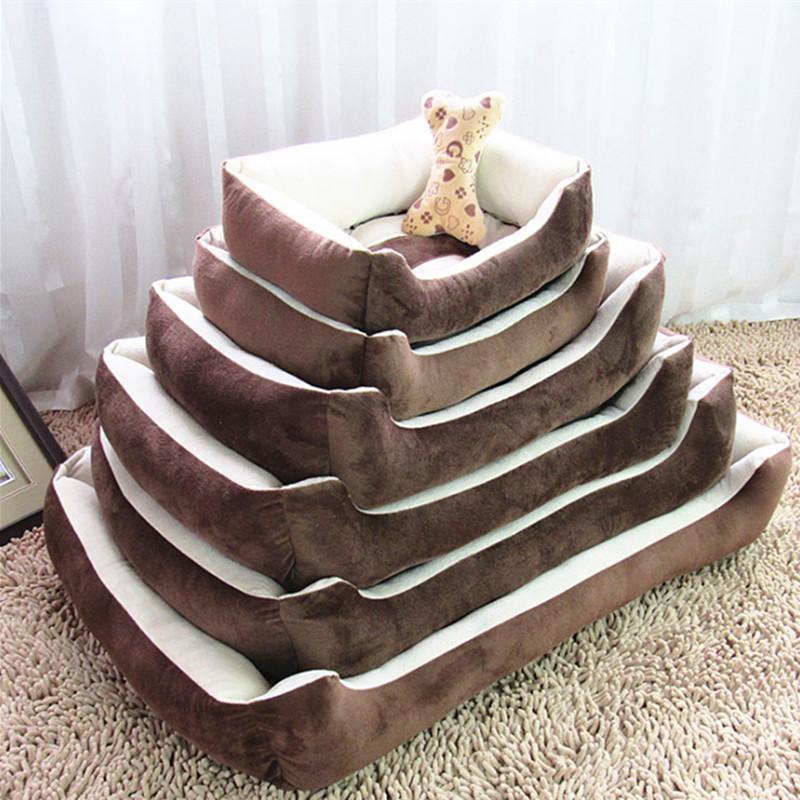 XXS-XL Pet Beds 2016 Cats Dogs Fashion Mats 2 Color Soft Cute Mat Pad Pets House Cozy Nest 4 Season Select(China (Mainland))