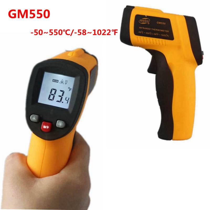 Medidor de temperatura do laser vender por atacado - Medidor de temperatura ...
