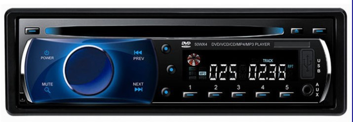 KSD-3210 Single Din In Dash Car DVD Player CD Player MP3 Player USB SD Card Supported Detachable Panel Vehicle Auto(China (Mainland))