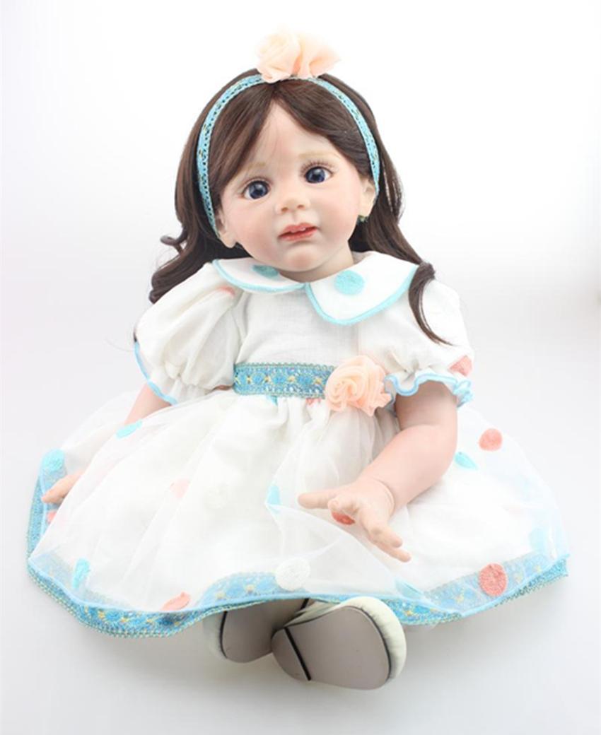 Real Toys For Girls : Inch toddler reborn fridolin lovely dressed dolls high