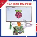 10 1 Inch 1024 600 LCD Display HDMI Monitor TFT Screen HDMI VGA 2AV for Raspberry
