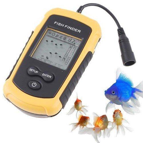 купить электронный глубомер для рыбалки купить