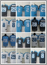 Stitiched,Tennessee Titans Chris Johnson DeMarco Murray Derrick Henry Marcus Mariota(China (Mainland))