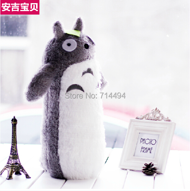 Free Shipping wholeseale 65 cm Lovely chinchilla Plush Pillow ,large plush toy gift ,My Neighbor TOTORO plush toys(China (Mainland))