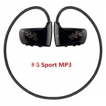 2016 newest W262 8GB Sport Mp3 Muisc Player NWZ-W262 Bicycle Jogging MP3 Sports Earphones(China (Mainland))