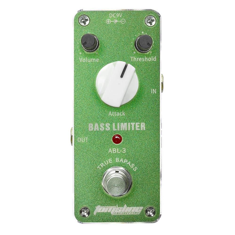 AROMA ABL-3 Bass Limiter guitar effect pedal Mini Analogue Effect True Bypass<br><br>Aliexpress