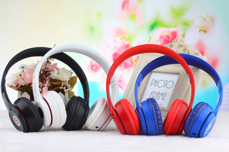 2015 Hot High quality stereo game Headphone 3.5mm On ear headphones DJ earphones middle wired Headset for iphone ipad(China (Mainland))
