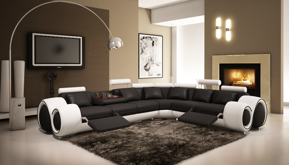 Stunning Wohnzimmer Couch Modern Gallery - House Design Ideas ...