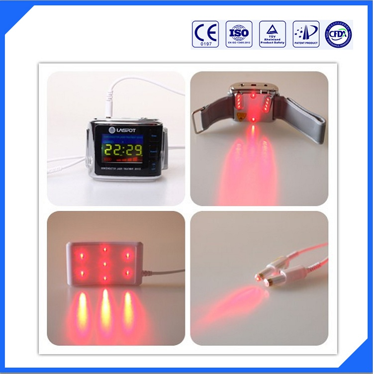 China factory dropship 650nm home use medical equipment low level laser therapy to reduce high blood sugar