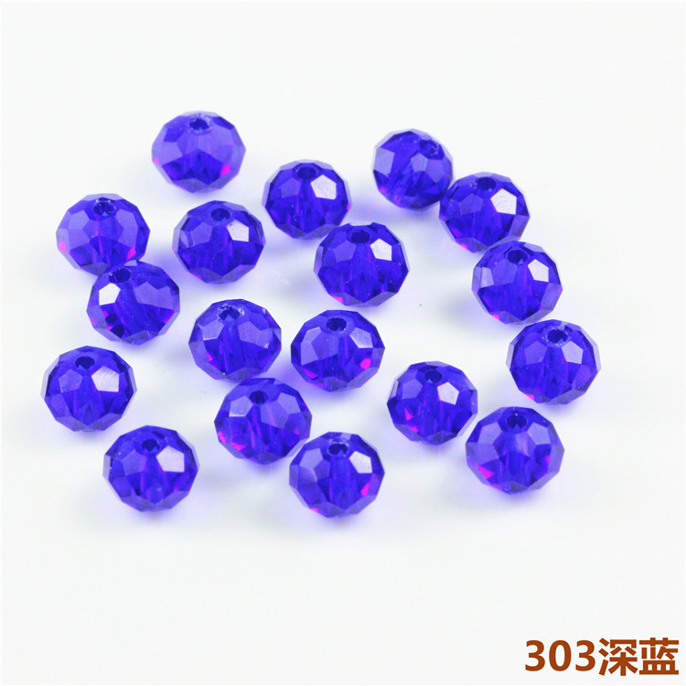 3*4MM Flated Crystal Beads(740pcs/lot)5 Strand AAA Top Quality,Murano Glass Charms,Handicraft, DIY Jewelry Accessorie Wholesale(China (Mainland))
