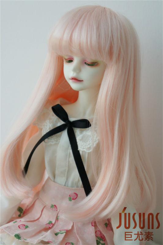 Бжд куклы парик своими руками 37