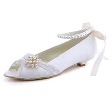 Popular Low Heel Bridal Shoes Buy Cheap Low Heel Bridal Shoes Lots