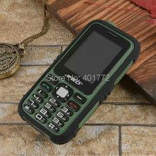 Кнопочный сотовый телефон противоударный и водонепроницаемый