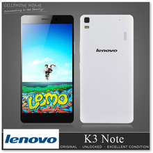 "New Original Lenovo K3 Note K50 MTK6752 Octa Core 4G FDD LTE Cell Phone 5.5"" 1920x1080 Android 5.0 2GB RAM 16GB 13.0MP Dual SIM(China (Mainland))"