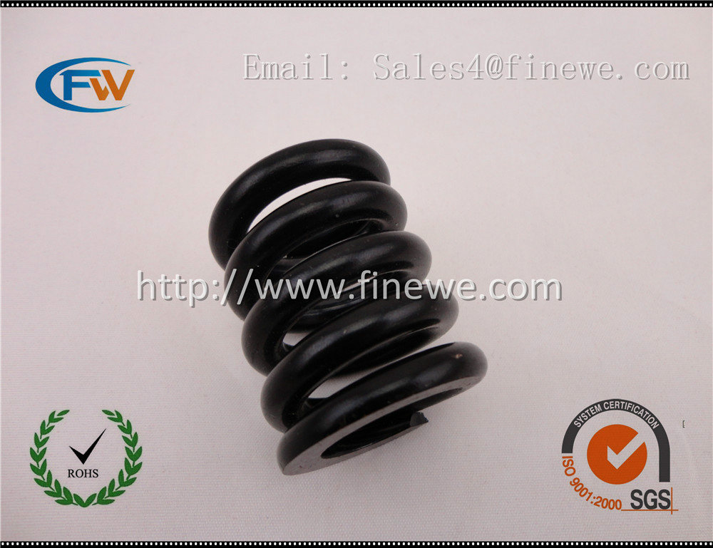 Manufacture Custom big wire coil spring,Stainless steel big wire coil spring,big wire coil spring big compression spring(China (Mainland))