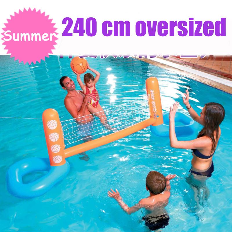 Acquista all 39 ingrosso online pallavolo gonfiabile da grossisti pallavolo gonfiabile cinesi - Rete pallavolo piscina ...