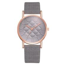 Fashion Women Leather Band Dress Quartz Wrist Watches Luxury Top Brand White Casual Sport Ladies Wristwatch Relogio Feminino(China)